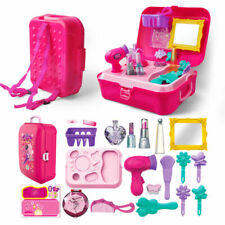 Pretend Play Cosmetic Makeup Costumes Set Kit Little Beauty Toys for Girls Kids