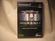 Playstation 2 Men in Black II Alien Escape PS2