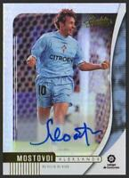 2019-20 Panini Chronicles Absolute Autographs Aleksandr Mostovoi Auto Celta Vigo
