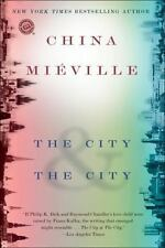 The City & The City, China Mieville, Good Condition, Book