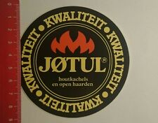 Aufkleber/Sticker: Jøtul houtkachels en Open haarden (16011754)
