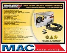 1990-2009 Honda Premium Quality Rear Brake Shoes B627
