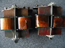 input Transformer RARE  Pair double C-CORE   for  POWER  TUBE AMPLIFIER