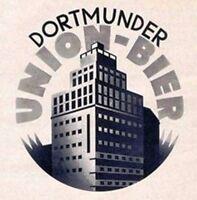 Dortmunder Union Brauerei AG Dortmund histor. Aktie 1941 Brau und Brunnen Oetker
