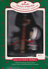 1988 Hallmark Frosty Friends series Dated Ornament NIB NEW