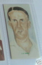 #10 J E Timms Northamptonshire Cricket sport card