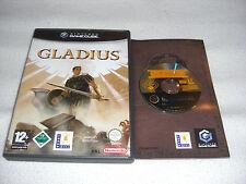 Gladius Gamecube komplett mit OVP und Anleitung