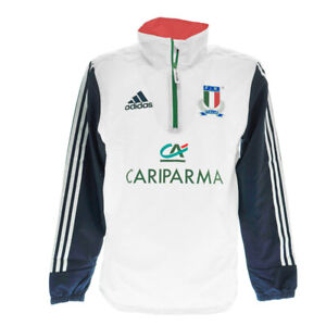 Adidas - FIR WIND JACKET - GIACCA FEDERAZIONE ITALIANA RUGBY - art.  F46204