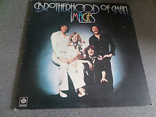 BROTHERHOOD OF MAN ~ Images UK LP, Pye records 1977