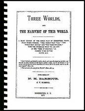 Watchtower 1877 THREE WORLDS N.H.Barbour C.T.Russell