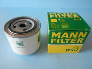 Volvo Original Equipment Mann Oil Filter 1962 - 1999 - B18 B20 B21 B23 B230 +850
