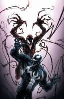 Venom 2 Clayton Crain Virgin & Trade Variant Set - LTD 600 - NM or better Marvel