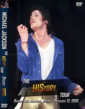 Michael Jackson HIStory tour live in Brunei DVD live collector