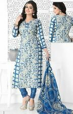 Elegant Cotton Designer Printed Unstitched Dress Material Salwar Suit No MUM1147
