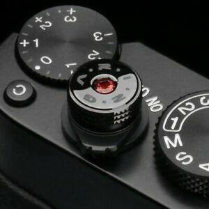 GARIZ Shutter release button / Soft Release Button for Leica, Fuji, Nikon, etc.