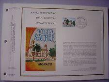 FDC-CEF MONACO : architecture, Villa SAUBER à MONACO