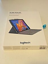 Logitech Slim Folio 920-009566 for iPad Air (3rd Gen) barely used!