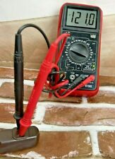 Cen Tech 11 Function Digital Multimeter With Audible Continuity Item 61593