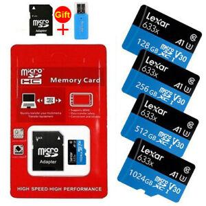USB drive Micro SD Memory card 128GB 256GB  512GB 1024GB  Micro SDHC card + card