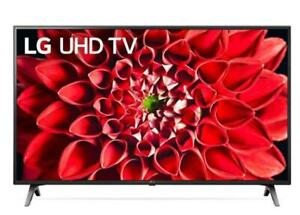 "LG 49UN7000PUB 49"" 4K HDR Smart LED TV with Web OS"