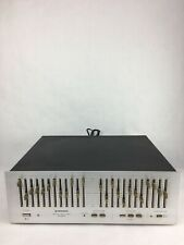 Pioneer SG-9800 Stereo Graphic Equaliser (1979-81) - Vintage