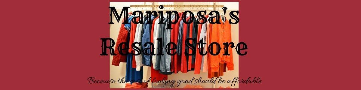 Mariposa's Resale Store