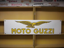 Moto Guzzi Motocycle workshop  garage PVC banner sign
