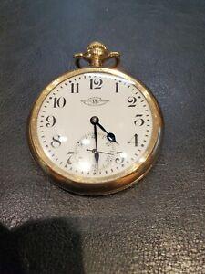 Ball Watch Co.  21 Jewel Official Standard Pocket Watch