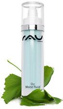 RAU Cosmetics O2 Moist Fluid 50 ml mit Hyaluronsäure und ideal bei Raucherhaut