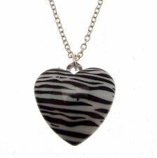 Necklaces For Women Heart Necklace Heart Pendant Heart Jewellery Black Heart