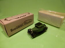BROOKLIN MODELS 5 1939 FORD MODEL ACOUPE  - IN ORIGINAL BOX  - GOOD CONDITION