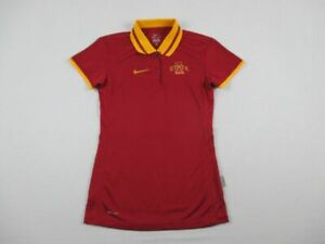 Iowa State Cyclones Nike Polo Shirt Women's New Multiple Sizes
