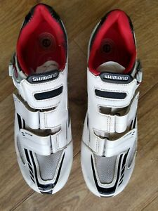 Shimano Dynalast R107 Road Cycling Shoes size 47 little use