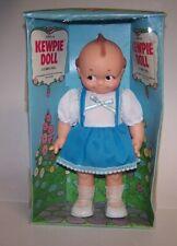 "Kewpie Doll A Cameo Vinyl 12"" Doll Original Box Amsco 1974 Vintage"