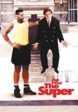 The Super DVD (1991) - Joe Pesci, Vincent Gardenia, Madolyn Smith, Ruban Blades