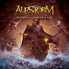 Alestorm - Sunset On The Golden Age [CD]
