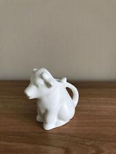 Parlane White Porcelain Cow Creamer (Mini)