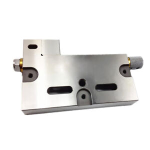 "CNC Wire EDM Cut High Precision Vise Stainless Steel 4"" Jaw Opening Clamp proffi"