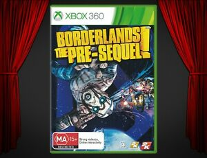 Xbox 360 Game | Borderlands: The Pre-Sequel (2014) | Pandora / 1-4 Players
