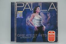 Paula Abdul - Straight Up! Greatest Hits CD Album