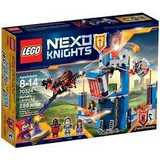 Lego 70324 NEXO KNIGHTS Merlok's Library 2.0  Lance, Ava & Crust Smasher!