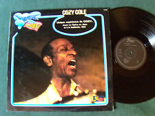 COZY COLE Drum for dream, JAZZ DOCUMENT LP 1977 French press LOCOMOTIVE 73.609