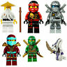 Ninjago CUSTOM Lego Mini Figures Building Lloyd Kai Cole Pythor Master Wu UK