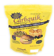 Carbquik Baking Mix 5 Pounds Convenient Resealable Pouch Keto Diet Friendly