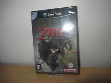 The Legend of Zelda: Twilight Princess  Nintendo GameCube,New Sealed pal