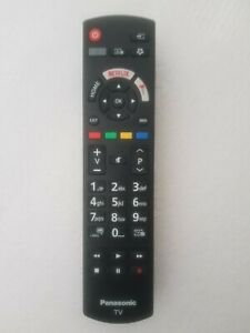 Genuine Panasonic Remote Control for TX-43GX550B TX-43GX551B TX-43GX555B