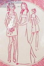 Sundress Sewing Pattern Fashions by Hino Inc Pacifica Size 6 10 or 14 NOS
