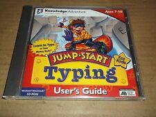 Jump Start - Typing - (PC,MAC,1997)