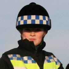 Equisafety Polite Hatband - horse - reflective attach around your riding helmet