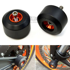 Rear Fork Wheel Frame Slider Crash Protector For KTM DUKE 125 200 390 2013-2017